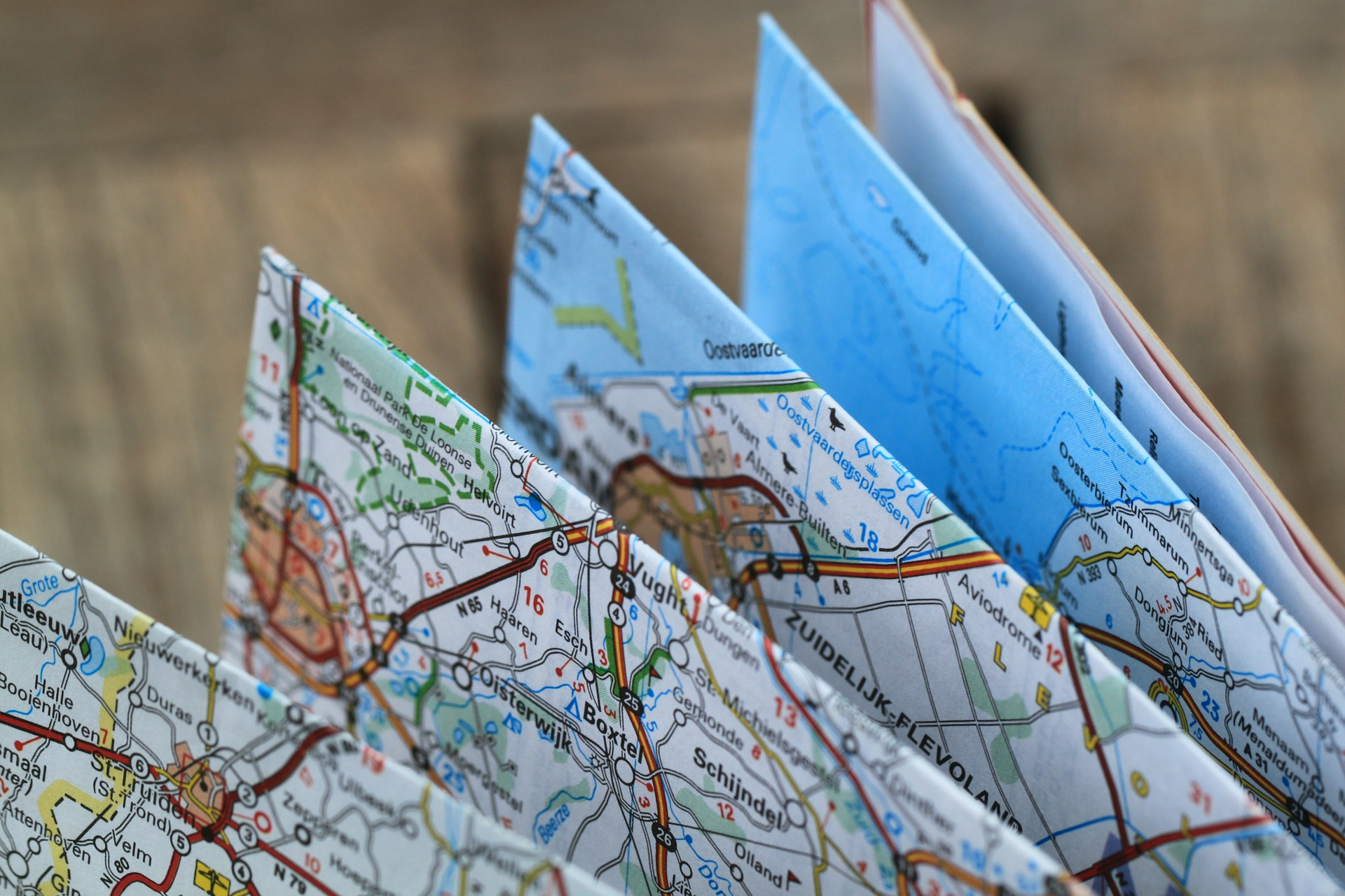 """Mental Mapping – the """"Map"""" in Our Minds"""