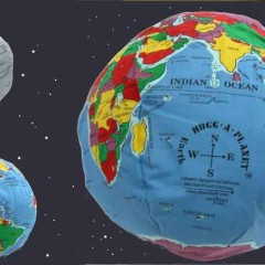 Hugg a Planet – You've Got the Whole World in Your Hands!